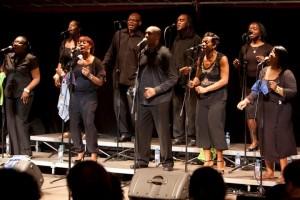 PCF Choir - Singing