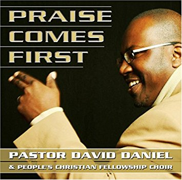 Praise Comes First - CD Cover