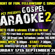 Gospel Karaoke 2