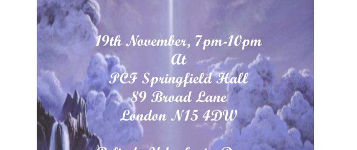 Kingdom Women presents – Prayer & Praise Evening