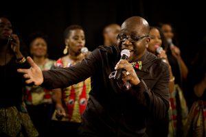 pastor david daniel - singing