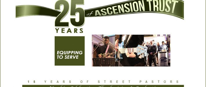 The PCF Choir supports the Ascension Trust as they celebrate 25 years!