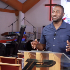 Sunday 18th April – Are you Happy? – Youth Leader Courtney Daniel