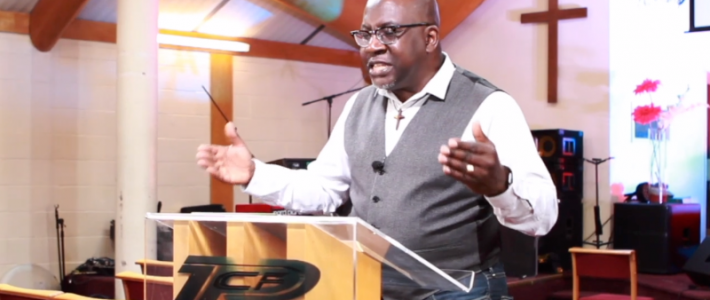Sunday 30th August – You must treat others as God treats you – Pastor David Daniel