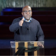 Sunday 11th April – Being Motivated by Love – Pastor David Daniel