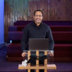 Sunday 24th January – Friends of Jesus – Elder Martin Finegan